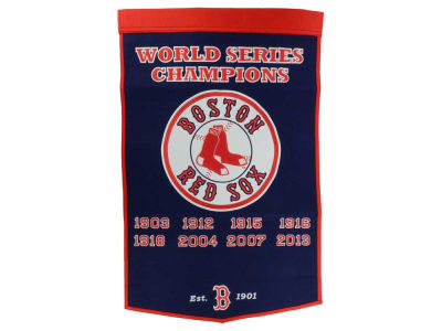Boston Red Sox Winning Streak Dynasty Banner