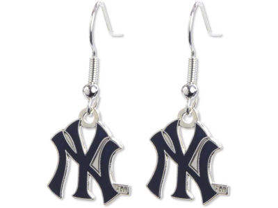 New York Yankees Logo Earrings