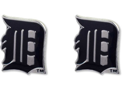 Detroit Tigers Logo Post Earrings