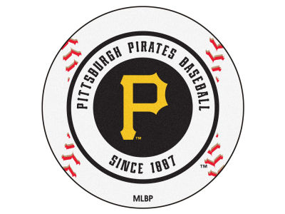 Pittsburgh Pirates Baseball Mat