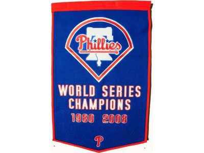 Philadelphia Phillies Winning Streak Dynasty Banner