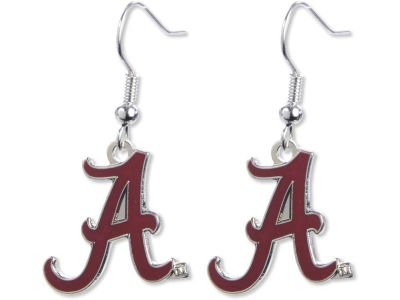 Alabama Crimson Tide Logo Earrings