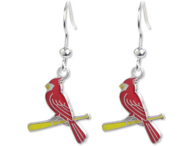 St. Louis Cardinals Logo Earrings