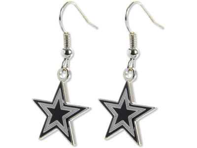 Dallas Cowboys Logo Earrings