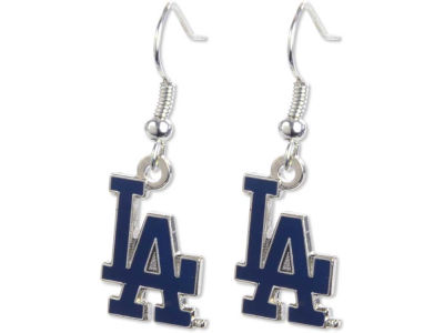 Los Angeles Dodgers Logo Earrings