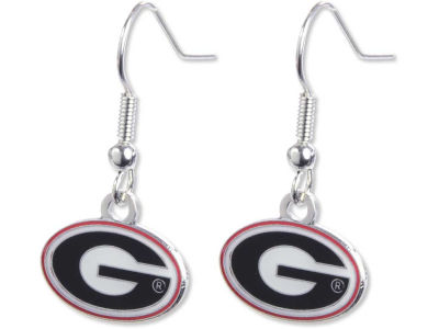 Georgia Bulldogs Logo Earrings