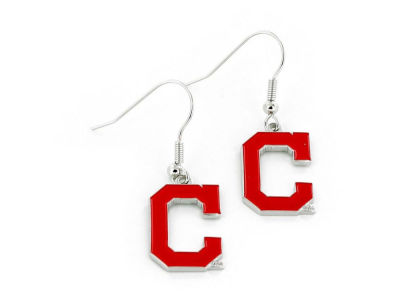 Cleveland Indians Logo Earrings