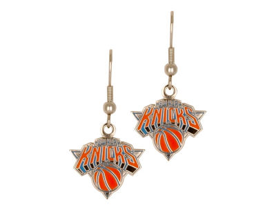 New York Knicks Logo Earrings