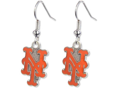 New York Mets Logo Earrings