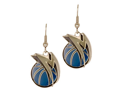 Dallas Mavericks Logo Earrings