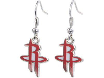 Houston Rockets Logo Earrings