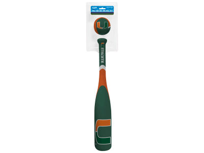 Miami Hurricanes Grand Slam Softee Bat and Ball Set