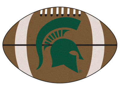 Michigan State Spartans Football Mat
