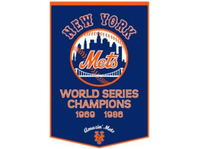 New York Mets Winning Streak Dynasty Banner