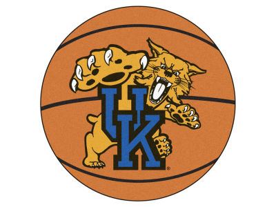 Kentucky Wildcats Basketball Mat