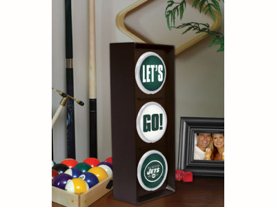 New York Jets Flashing Lets Go Light