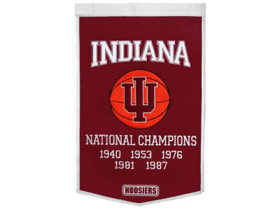 Indiana Hoosiers Dynasty Banner