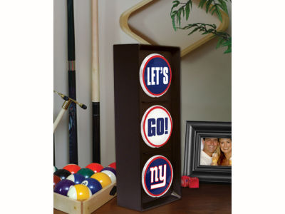 New York Giants Flashing Lets Go Light
