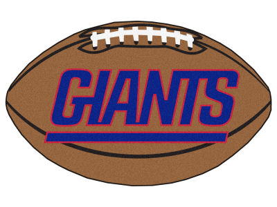 New York Giants Football Mat