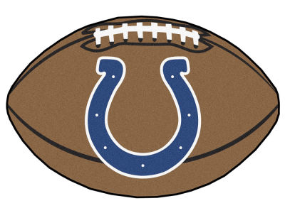 Indianapolis Colts Football Mat