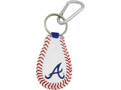 Atlanta Braves Game Wear Keychain