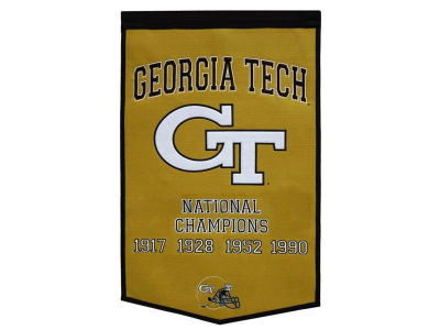Georgia-Tech Dynasty Banner