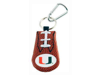 Miami Hurricanes Game Wear Keychain