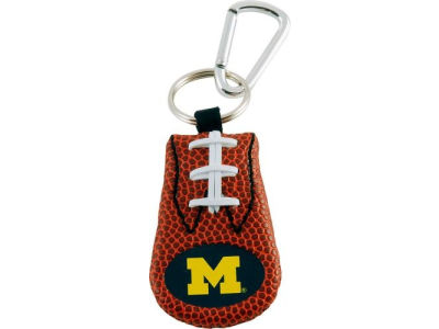 Michigan Wolverines Game Wear Keychain
