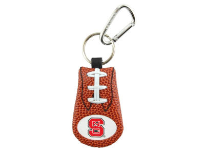 North Carolina State Wolfpack Game Wear Keychain