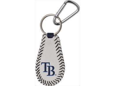 Tampa Bay Rays Game Wear Keychain