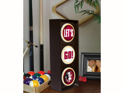 Florida State Seminoles Flashing Lets Go Light