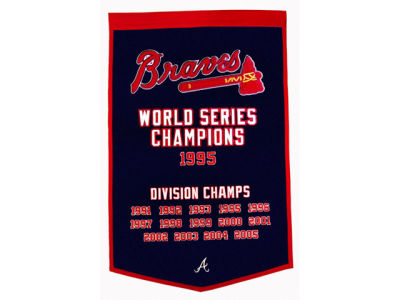 Atlanta Braves Winning Streak Dynasty Banner