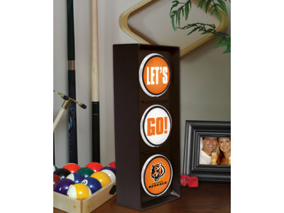 Cincinnati Bengals Flashing Lets Go Light