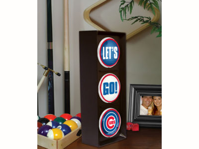 Chicago Cubs Flashing Lets Go Light