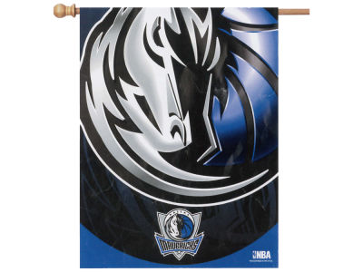 Dallas Mavericks 27X37 Vertical Flag