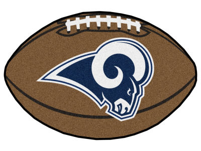 St. Louis Rams Football Mat