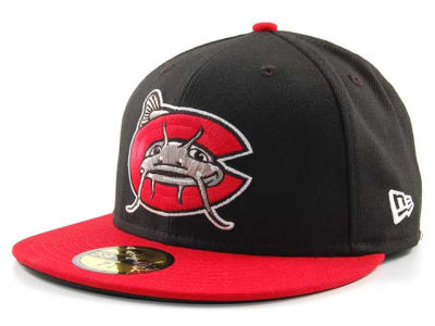 Carolina Mudcats New Era MiLB AC 59FIFTY Cap
