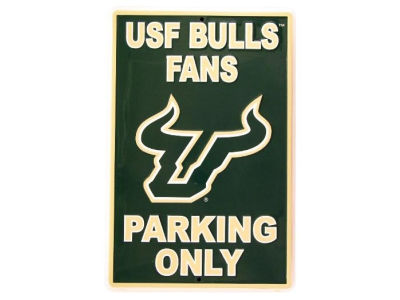 South Florida Bulls Parking Sign
