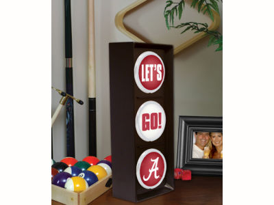 Alabama Crimson Tide Flashing Lets Go Light