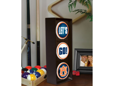 Auburn Tigers Flashing Lets Go Light