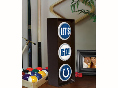 Indianapolis Colts Flashing Lets Go Light