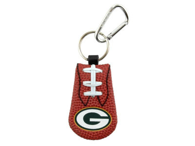 Green Bay Packers Game Wear Keychain
