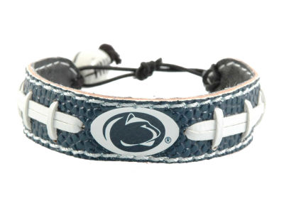 Penn State Nittany Lions Team Color Football Bracelet