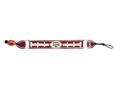 Texas A&M Aggies Team Color Football Bracelet