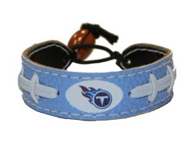 Tennessee Titans Team Color Football Bracelet