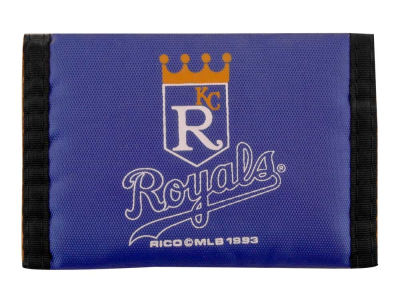 Kansas City Royals Rico Industries Nylon Wallet