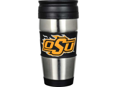 Oklahoma State Cowboys Stainless Steel Travel Tumbler