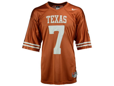 Texas Longhorns Nike NCAA Twill Football Jersey