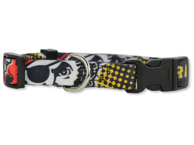 Pittsburgh Pirates Small Dog Collar