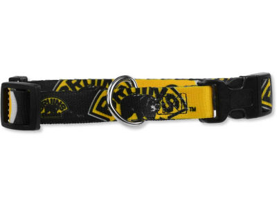 Boston Bruins Medium Dog Collar